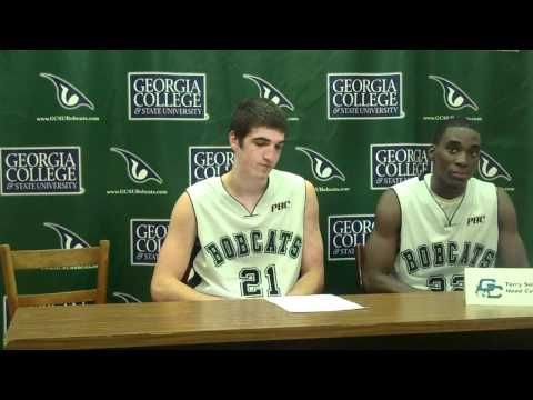 Jared Holmes and Ryan Aquino Post Game Interview (...