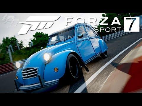 700PS Ente in der Grünen Hölle?! - FORZA MOTORSPORT 7   Lets Play Forza 7