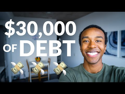 How To PAY OFF DEBT - Paying Off $30,000 Of Debt SO FAR