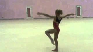 Спортивная гимнастика. Девочки. Хореография.
