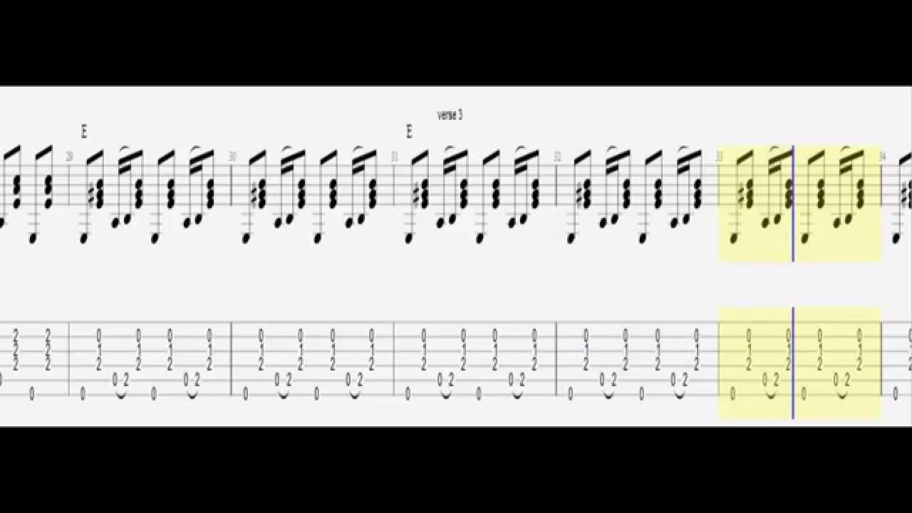 George Ezra Budapest Guitar Acoustic Tab Hd Youtube