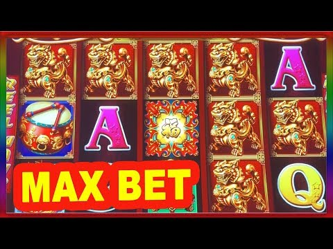 **THREE AWESOME BACK TO BACK HITS ON DANCING DRUMS  ** SLOT LOVER **