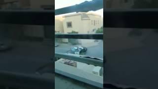 بالفيديو.. شرطي يقتل مطلوبين بالسعودية
