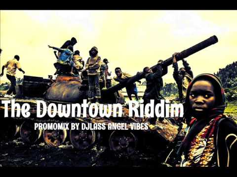 The Downtown Riddim Mix (Full) Feat. Sizzla, Lutan Fyah, Awadi, (Riddim Wise) (April Refix 2017)