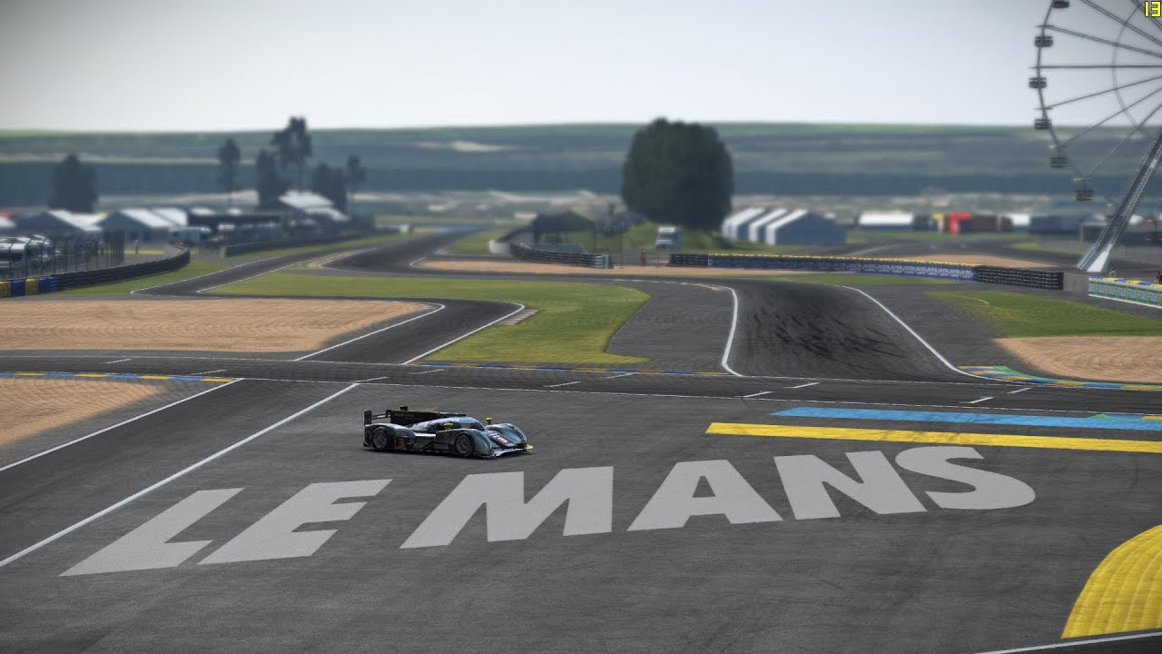 Le Mans 24 Hours Onboard Project Cars Lmp1 Youtube