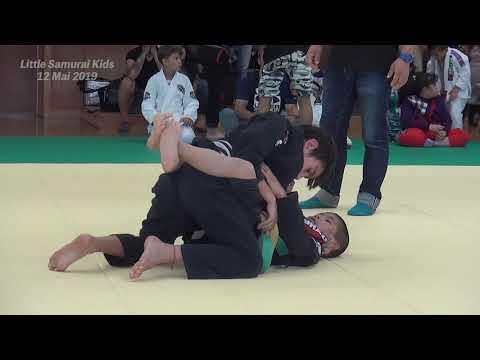 FL - Samurai Kids - Luta 16