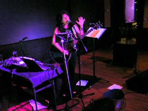 Betty Seni performs Wipe Away All My Tears At Moondance