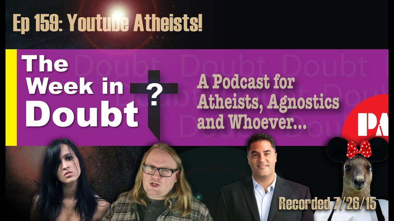 youtube atheists tyt atheist roo the amazing atheist and more