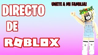 🔴DIRECT ROBLOX PLAYING WITH SUBS UP 760 SUBS