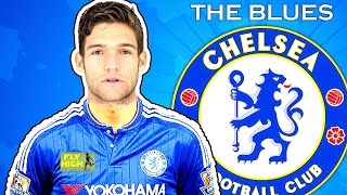 Marcos alonso welcome to chelsea | skills goals assists | 2015/16