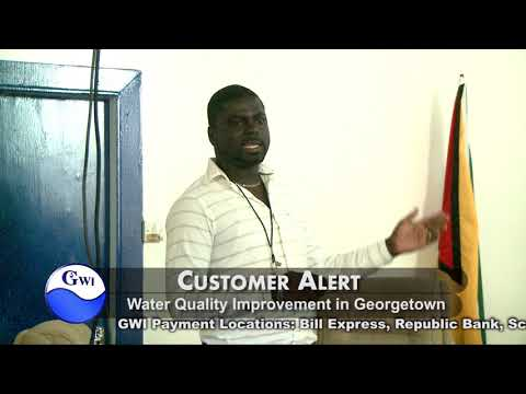 Water Quality Improvement in Georgetown