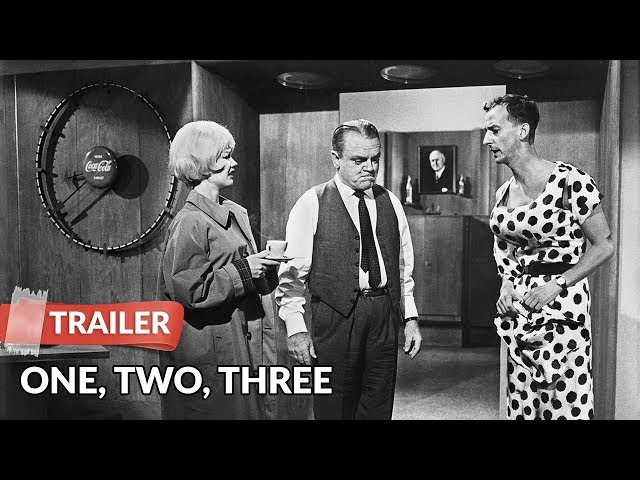 One, Two, Three 1961 Trailer | James Cagney | Horst Buchholz | Pamela Tiffin