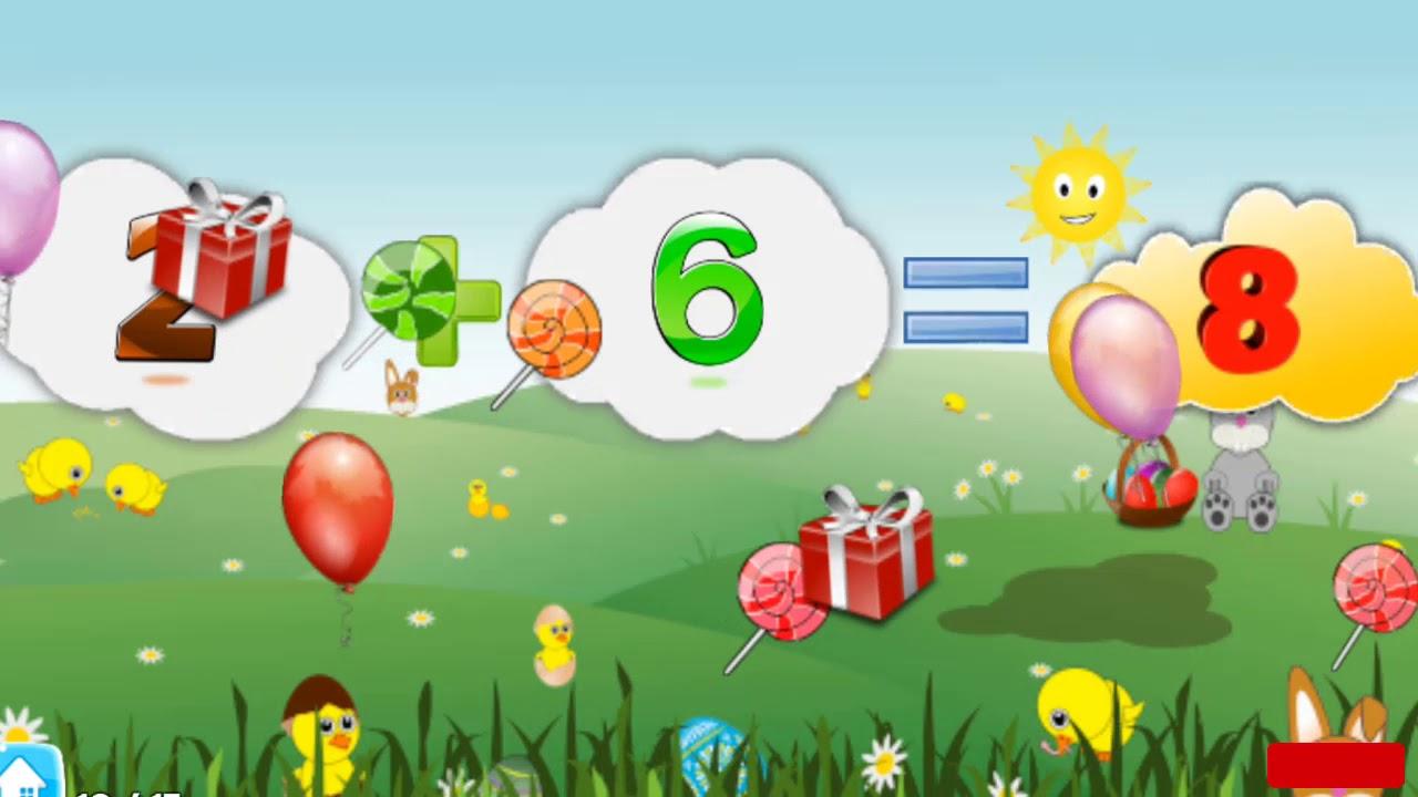 Bài 4. Phép cộng phạm vi 10 || Học toán online