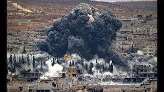 Как Израиль с США бомбили Русских в Сирии