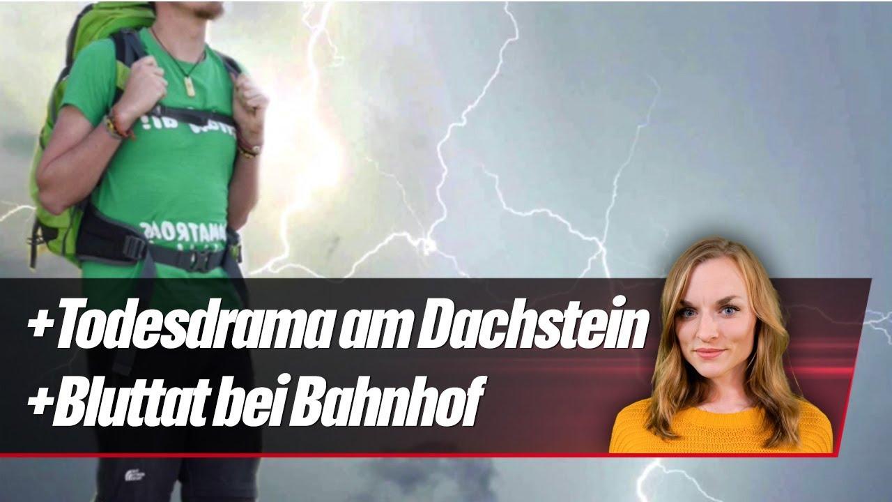 Download Bluttat bei Bahnhof ++ Todesdrama am Dachstein | krone.at NEWS
