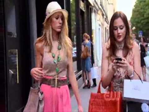 Gossip Girl S04 - Teenage dream scene.wmv