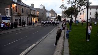 Kirkwall Pipe Band Retreat