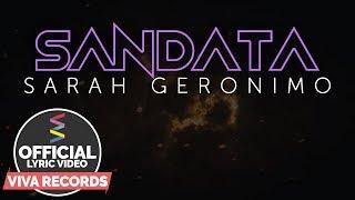 Sarah Geronimo - Sandata Official Lyric Video
