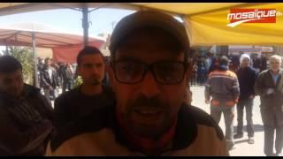 Tataouine: Reprise des protestations à Ksar Ouled Dabeb