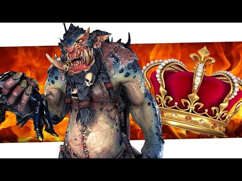 Throggs new crown - Norsca Versus Campaign - Part #11