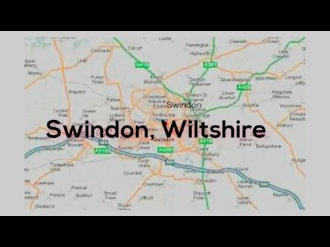 Travel Blog: UK Towns Series - Swindon