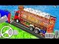 Indian Cargo Truck Driver - Offroad Truck Driving - Android GamePlay