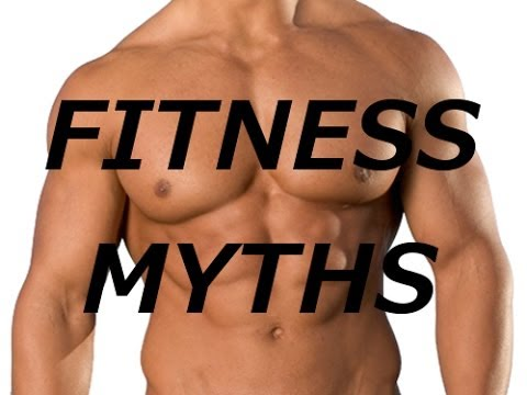 7-of-the-greatest-fitness-myths