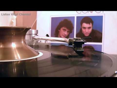 Secret - Leningrad's time (1989) Side 1 LP Vinyl Record