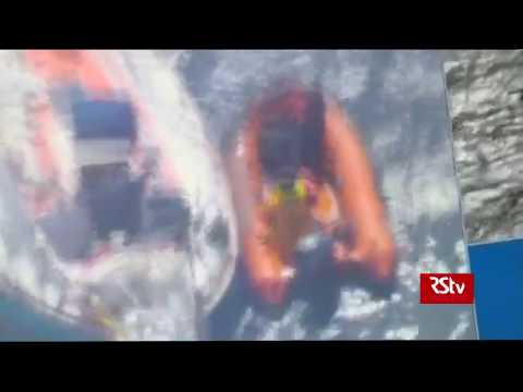 Rescue of Indian sailor by a joint Australian and French operation