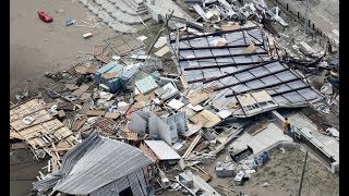 Typhoon, Pre-Quake Signal, Solar Climate Forcing | S0 News Sep.9.2019