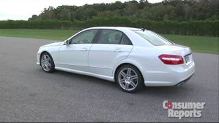 Mercedes-Benz E-Class review from Consumer Reports