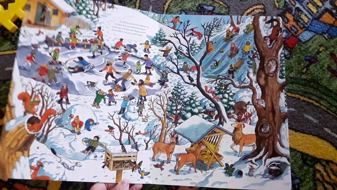 Wimmelbuch Weihnachten.Wimmelbuch Weihnachten віммельбух різдво огляд книг