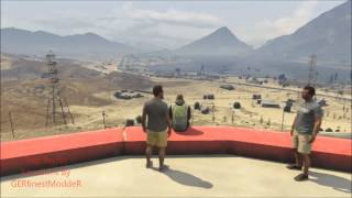 Top Secret Locations In GTA 5 Online - Geheime Autos + Seen - Feiernde Menschen [GER]