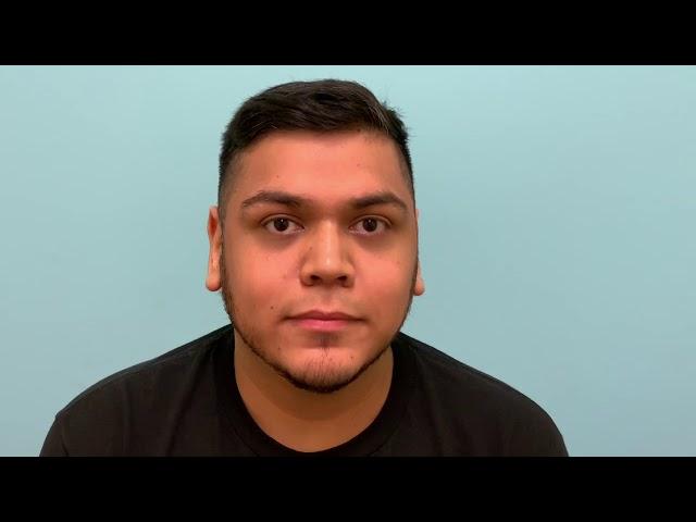 Dallas Hispanic Augmentation Rhinoplasty Testimonial with Photos