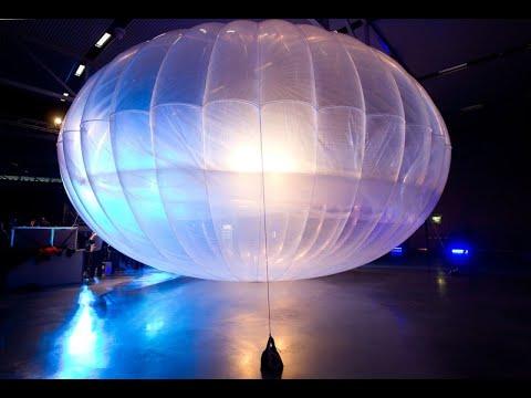 Google deploys internet balloons to Puerto Rico