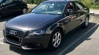 Audi A4 B8 (8K) - Fermeture automatique des rétro, verrouillage sonore, mise à jour GPS ...