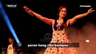 BOHOSO MOTO - VIRA AZZAHRA - OM ADELLA  Lirik - Live GOFUN