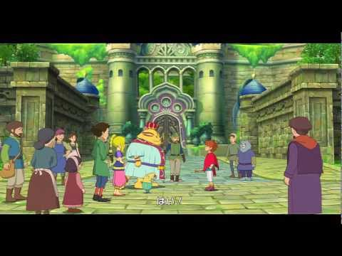 Download Ni no Kuni: Wrath of the White Witch - The Unofficial Movie 「only ~40min of EN Fan Subs」 Images