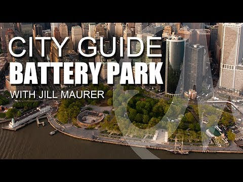City Guide: Battery Park