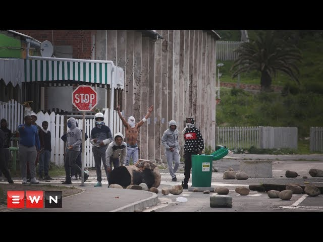 South Africa's Hangberg community: Government is making a fool of us.