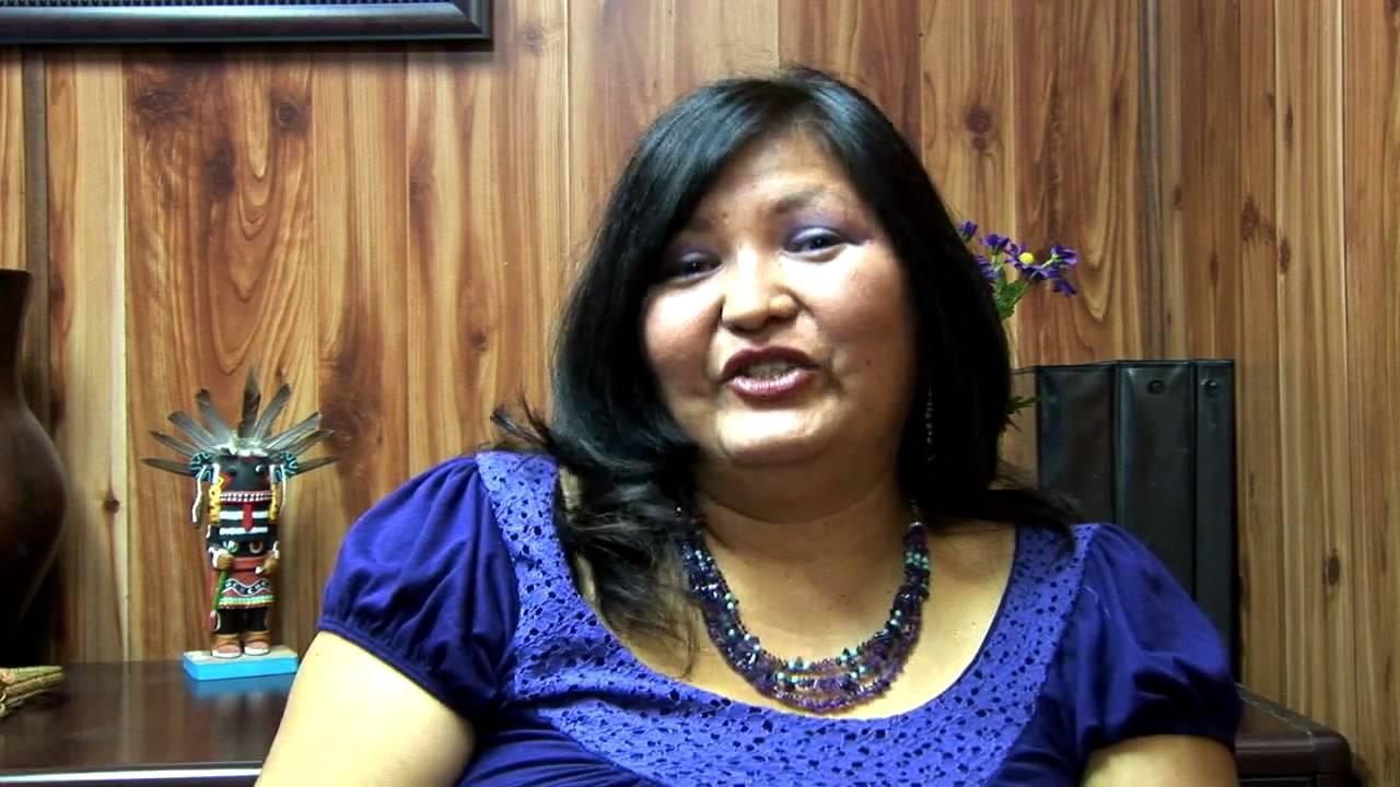 Single navajo woman
