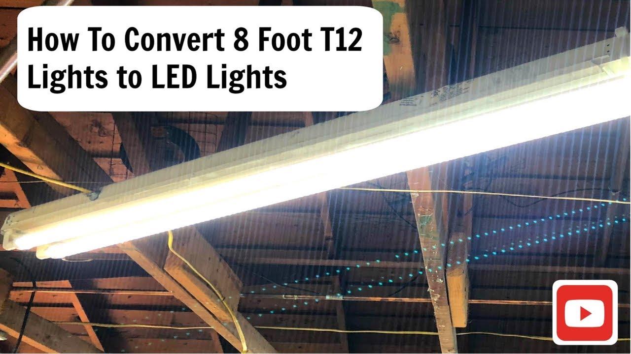 hight resolution of  lights t12 led
