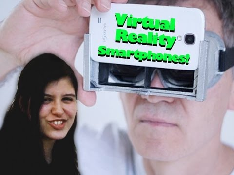 Virtual Reality Smartphones In The Volt Report