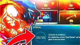 "NUCLEAR unlocks ""FREE DLC WEAPONS"" in NEW GRAND SLAM SUPPLY DROP WEAPON BRIBE.. (NEW BLACK OPS 3)"
