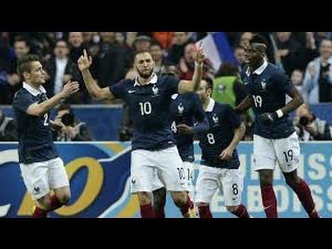 Karim Benzema ● Top 10 Goals ● France Team ● 2007-2014