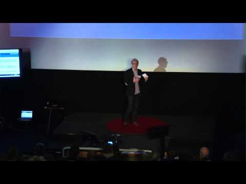 Connecting ideas; the idea of working together: Ryan Offutt at TEDxRiverCalder