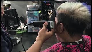 How to Cut & Color •Icy Blonde •Titanium •Indigo