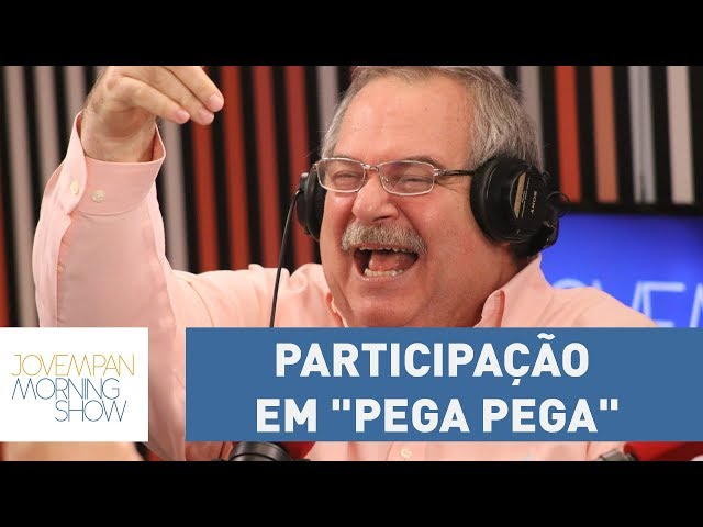 """Gilberto Barros fala sobre sua participação na novela """"Pega Pega"""""""