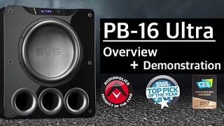 svs pb16 review