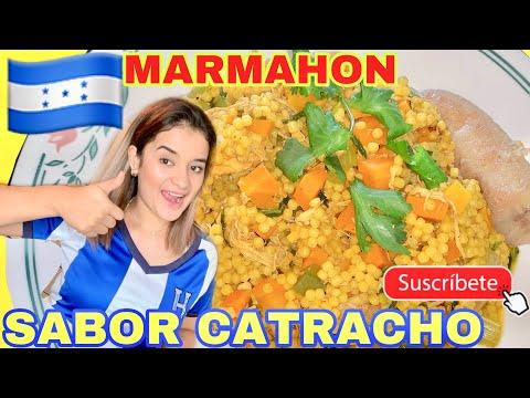 🇭🇳MARMAON(MARMAHON)CON POLLO HONDUREÑO!!PASO A PASO! PREPARACIÓN!! SABOR CATRACHO!JENNY CLAROS!🥰